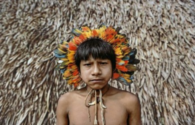 Indígena brasileiro