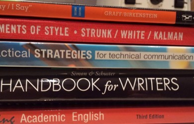 Academic Writing Textbooks