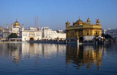Golden Temple, Punjab