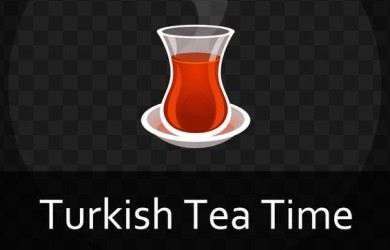Turkish Tea Time Logo