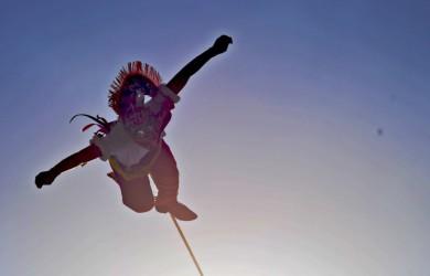Volador Maya